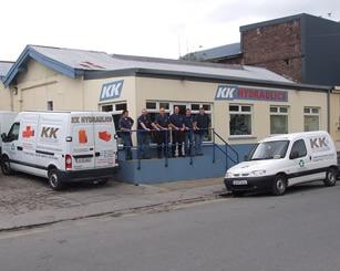 KK Hydraulics Staff