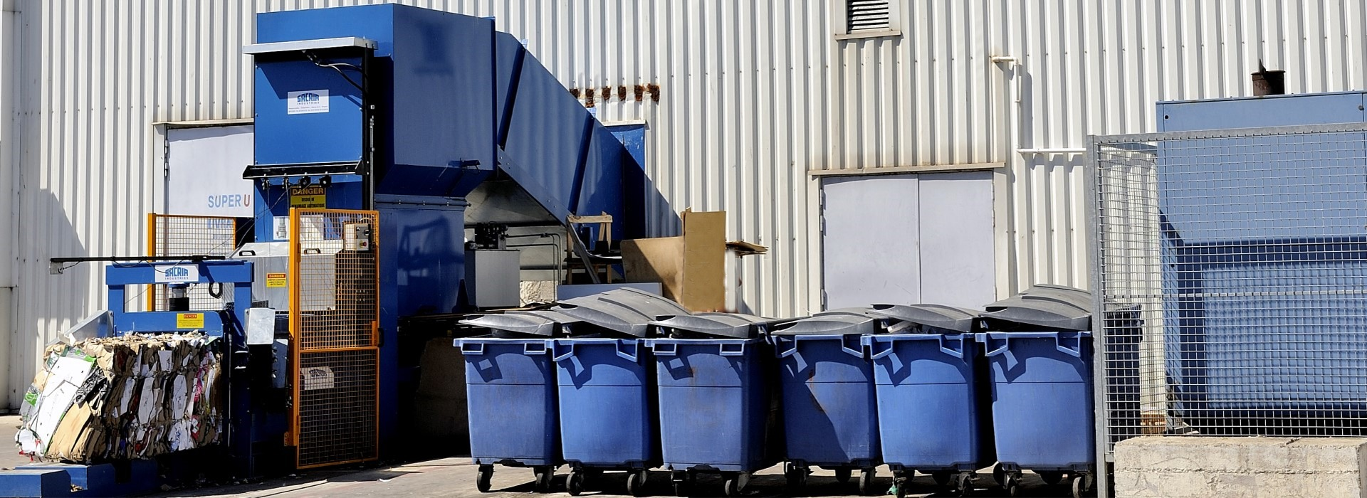 Recycling Equipment