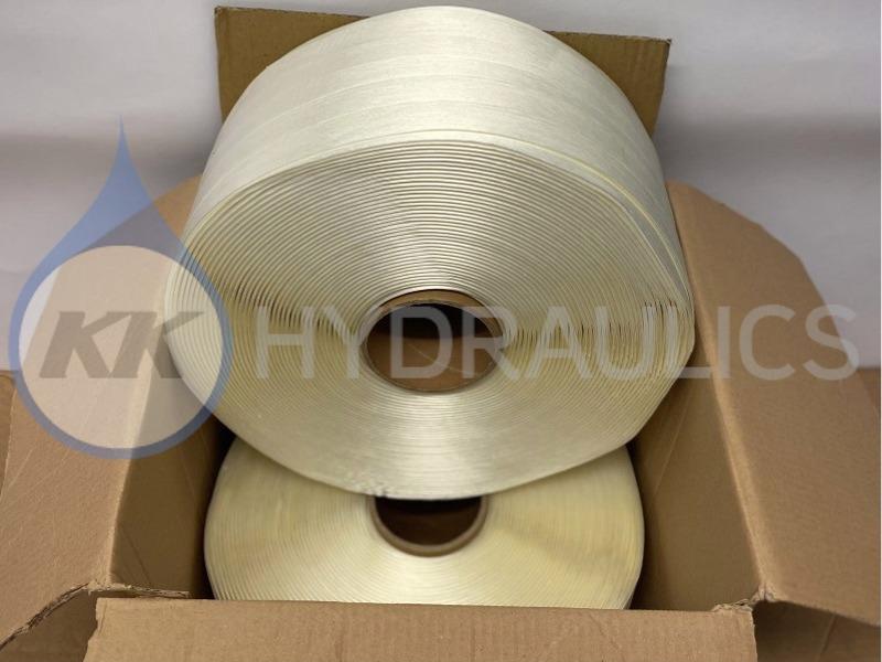 25mm Bale Tape Bale Strapping - KK Hydraulics - Tralee Ireland